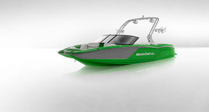 Wakesurf deck boat - All boating and marine industry manufacturers