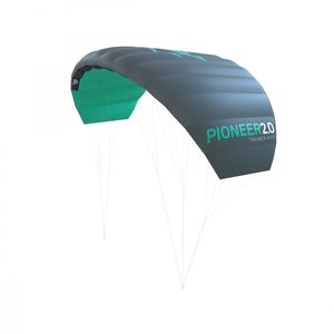 parafoil kitesurf kite / all-around
