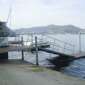 floating dock / mooring / canoe/kayak / for rowing