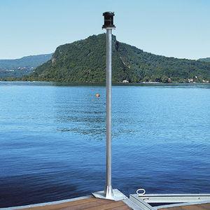 boat signalling lights / incandescent / white / for docks