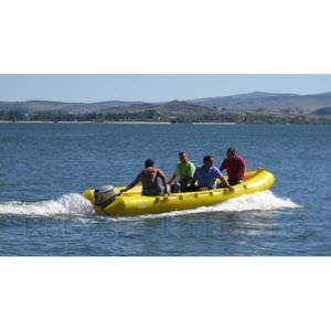 outboard small boat / HDPE