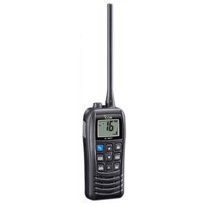marine radio / portable / VHF / IPX7