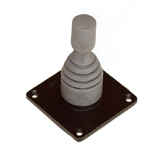 rudder joystick / for boats