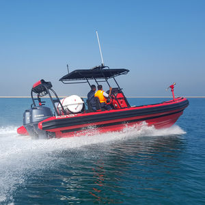 fireboat professional boat / outboard / rigid hull inflatable boat