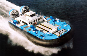 Cargo hovercraft - All boating and marine industry manufacturers - Videos