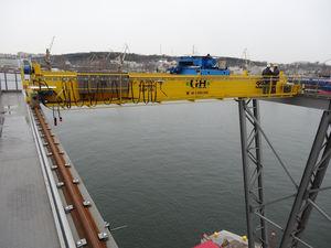 single-girder overhead crane