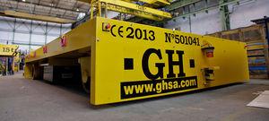 heavy-duty handling trailer / shipyard / self-propelled