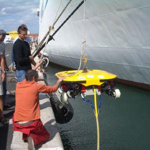 pipeline inspection underwater ROV