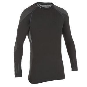 long-sleeve fleece top
