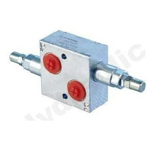 hydraulic marine valve / for boats