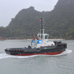 work boat professional boat / tugboat / Z-drive