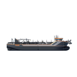 trailing suction hopper dredger special vessel