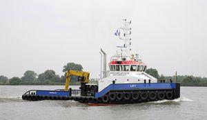 tugboat multi-purpose vessel