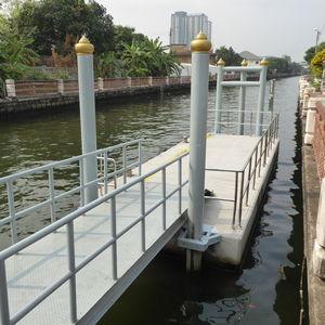 landing stage dock