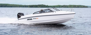 inboard day cruiser / open / sport / 7-person max.