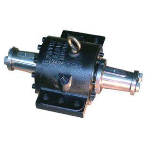 boat bearing / for propeller shafts / thrust