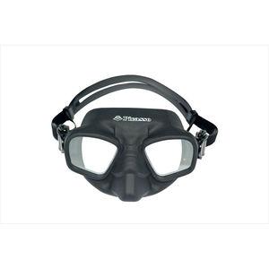 dual-lens dive mask / UV protection