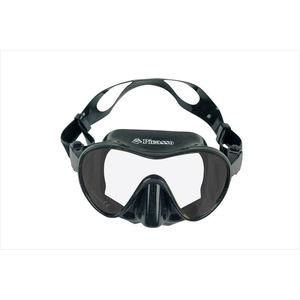 single-pane dive mask