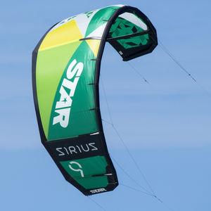 C-shape kitesurf kite / hybrid / freeride / freestyle