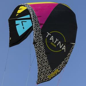 C-shape kitesurf kite / wave / entry-level / all-around