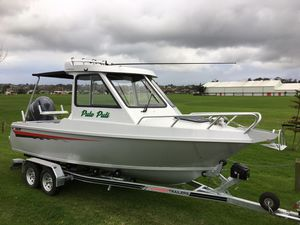 outboard day cruiser / hard-top / sport / dive