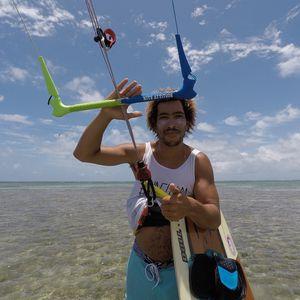 kitesurfing safety release