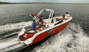 diesel center console boat