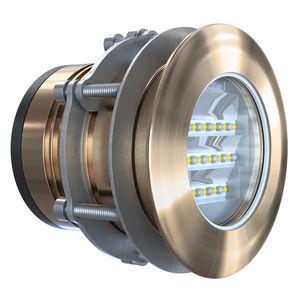 underwater boat light / for yachts / LED / flush