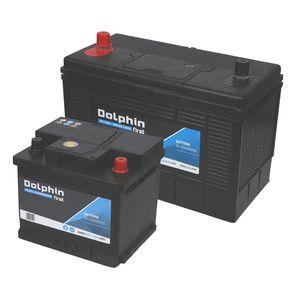 12V marine battery