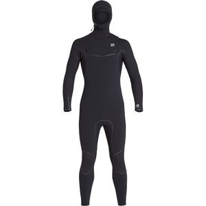 surf wetsuit / with hood / full / long-sleeve