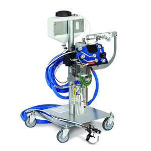 resin metering - mixing unit / electronic / shipyard