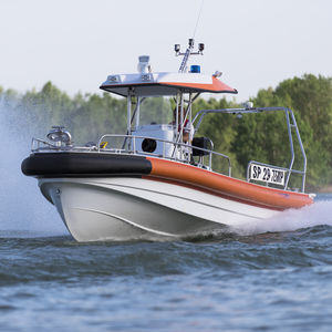 work boat professional boat / passenger boat / rescue boat / crew boat