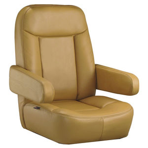 helm seat / bucket / for professional boats / for offshore power boats