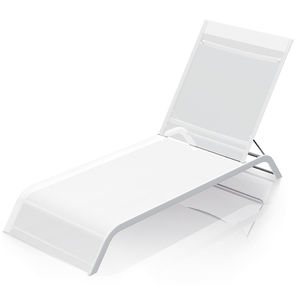 yacht sun lounger / adjustable