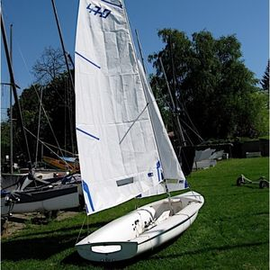 mainsail / for sailing dinghies / 470