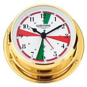 radio sector clock