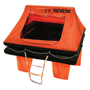 Boat liferaft / coastal - COMPACT™ 4 - Revere Survival Products
