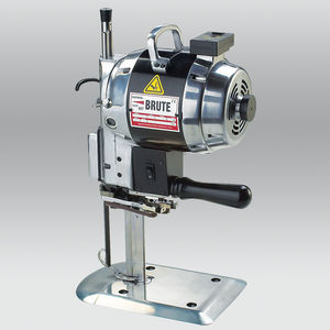 straight-knife cutting machine / electric / fabric / shipyard