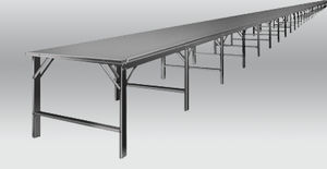shipyard cutting table