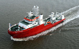 seismic research ship