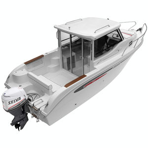 outboard day fishing boat