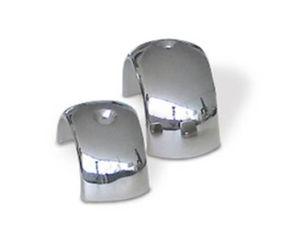 stainless steel rub rail end