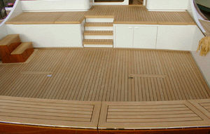 boat decking panel