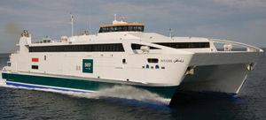 catamaran car ferry