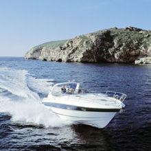 pleasure boat gelcoat
