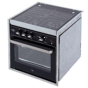 boat stove-oven
