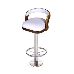 round base bar stool