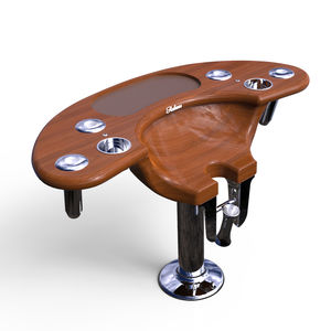 boat rod holder