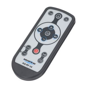 audio player remote control / marine / floating