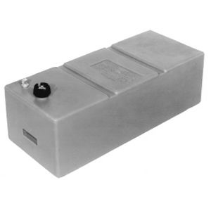 fuel tank / for boats / plastic